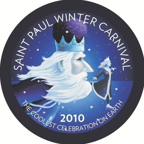 St. paul winter carnival, mn, 2010, minnesota